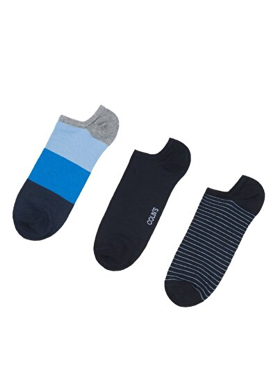 COLINS мульти мужской носки<br>Пол: мужской; Цвет: мульти; Размер INT: STND;