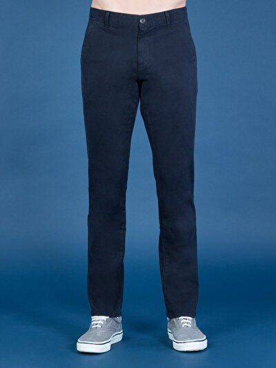 COLINS синий мужской брюки<br>Пол: мужской; Цвет: синий; Размер INT: 38/34;