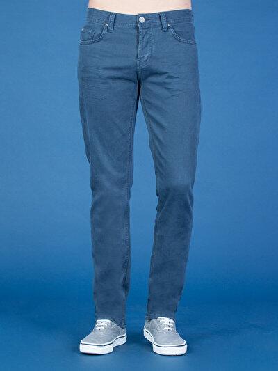 COLINS голубой <br>Пол: мужской; Цвет: голубой индиго; Размер INT: 31/34;
