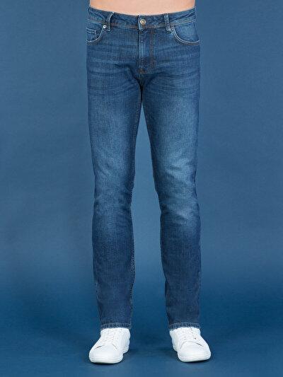 COLINS  мужской брюки<br>Пол: мужской; Цвет: карлтон уош; Размер INT: 34/34;