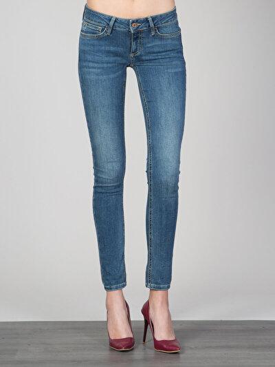 COLINS  женский брюки<br>Пол: женский; Цвет: линкольн вош; Размер INT: 30/30;