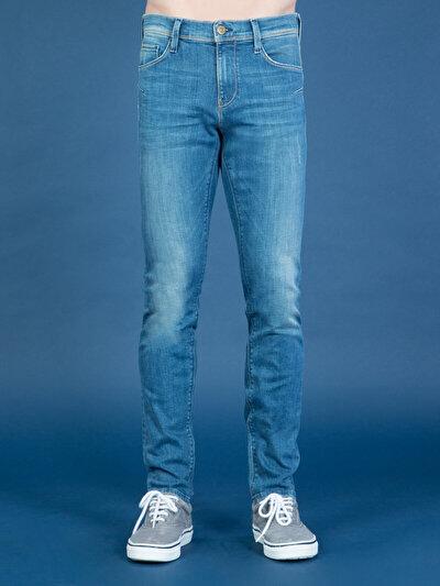 COLINS  мужской брюки<br>Пол: мужской; Цвет: тилден уош; Размер INT: 32/32;