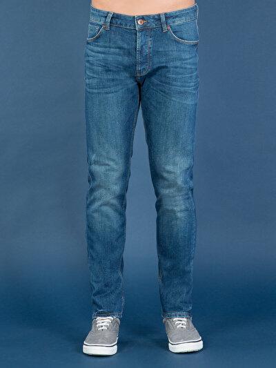 COLINS  мужской брюки<br>Пол: мужской; Цвет: блаф уош; Размер INT: 34/32;