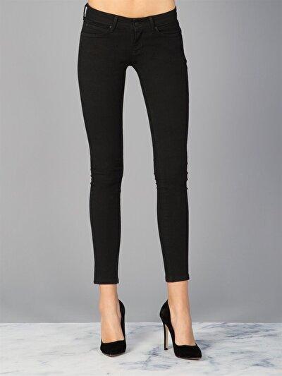 COLINS черный женский брюки<br>Пол: женский; Цвет: блек леги вош; Размер INT: 26/32;