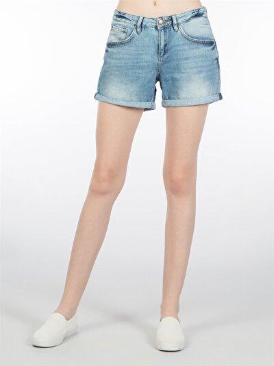 COLINS  женский шорты<br>Пол: женский; Цвет: нані уош; Размер INT: 36;