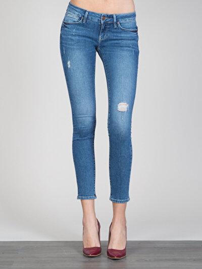 COLINS  женский брюки<br>Пол: женский; Цвет: илли уош; Размер INT: 29/30;