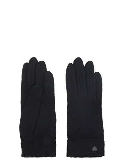 COLINS черный женский перчатки<br>Пол: женский; Цвет: черный; Размер INT: XS/S;