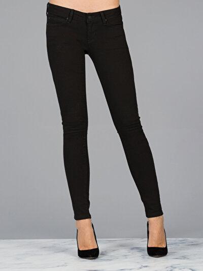 COLINS  женский брюки<br>Пол: женский; Цвет: блеки уош; Размер INT: 27/32;