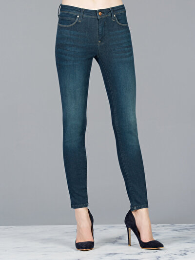 COLINS  женский брюки<br>Пол: женский; Цвет: зета вош; Размер INT: 27/30;