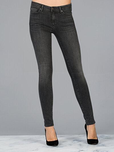 COLINS черный женский брюки<br>Пол: женский; Цвет: лайт опра уош; Размер INT: 27/30;