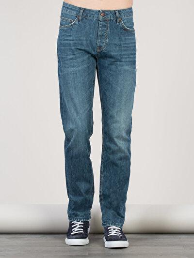 COLINS деним мужской брюки<br>Пол: мужской; Цвет: валкер варка; Размер INT: 31/34;