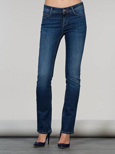 COLINS  женский брюки<br>Пол: женский; Цвет: карнот уош; Размер INT: 29/32;