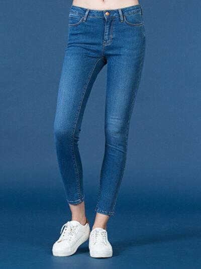 COLINS  женский брюки<br>Пол: женский; Цвет: светлый воуш леги; Размер INT: 31/32;