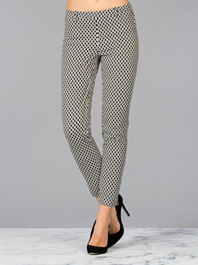 COLINS черный женский брюки<br>Пол: женский; Цвет: черный; Размер INT: 34;