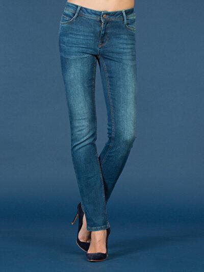 COLINS  женский брюки<br>Пол: женский; Цвет: скай уош; Размер INT: 26/34;