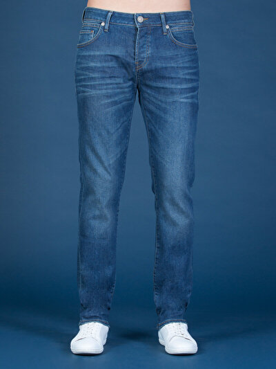 COLINS  мужской брюки<br>Пол: мужской; Цвет: тинт тимми уош; Размер INT: 32/34;