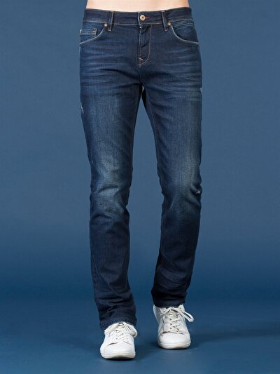 COLINS  мужской брюки<br>Пол: мужской; Цвет: юсеф уош; Размер INT: 33/32;