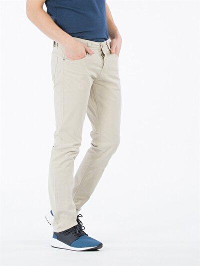 COLINS белый мужской брюки<br>Пол: мужской; Цвет: каменный; Размер INT: 33/34;