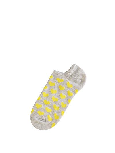 COLINS мульти женский носки<br>Пол: женский; Цвет: мульти; Размер INT: STND;