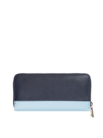 COLINS синий женский кошельки<br>Пол: женский; Цвет: синий; Размер INT: STND;