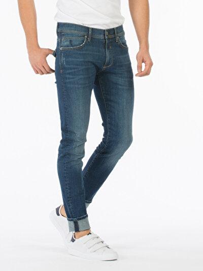 COLINS  мужской брюки<br>Пол: мужской; Цвет: клаас уош; Размер INT: 29/32;
