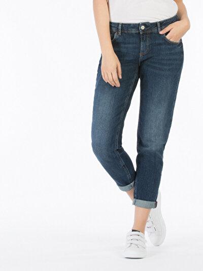 COLINS  женский брюки<br>Пол: женский; Цвет: ориана уош; Размер INT: 31;