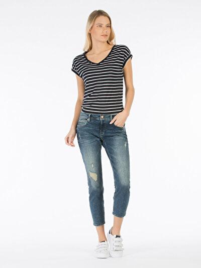 COLINS  женский брюки<br>Пол: женский; Цвет: ольга уош; Размер INT: 26;