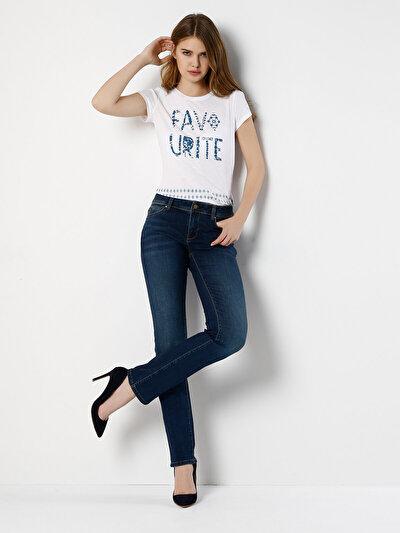 COLINS  женский брюки<br>Пол: женский; Цвет: фарен вош; Размер INT: 30/32;