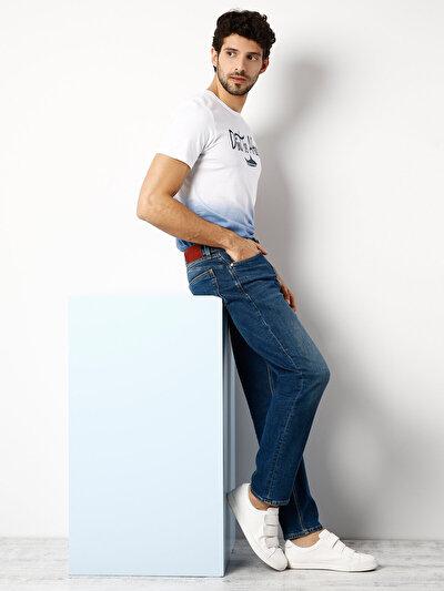 COLINS  мужской брюки<br>Пол: мужской; Цвет: фабиен вош; Размер INT: 38/34;