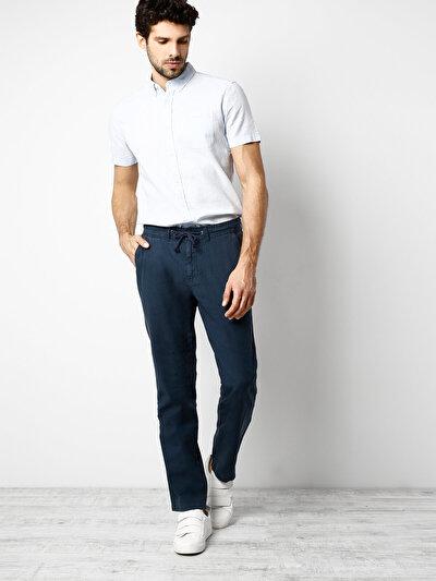 COLINS синий мужской брюки<br>Пол: мужской; Цвет: синий; Размер INT: 31/32;