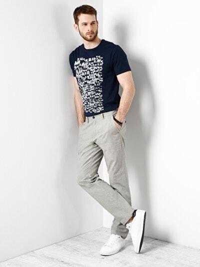 COLINS бежевый мужской брюки<br>Пол: мужской; Цвет: бежевый; Размер INT: 33/34;