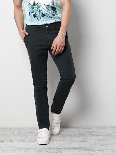 COLINS зеленый мужской брюки<br>Пол: мужской; Цвет: темный зеленый; Размер INT: 36/32;