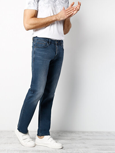 COLINS  мужской брюки<br>Пол: мужской; Цвет: чико уош; Размер INT: 33/34;