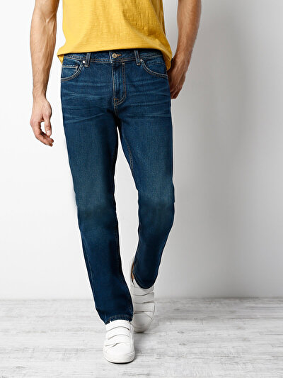 COLINS  мужской брюки<br>Пол: мужской; Цвет: лареска уош; Размер INT: 30/32;