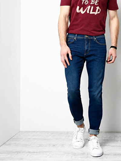 COLINS  мужской брюки<br>Пол: мужской; Цвет: кенни уош; Размер INT: 34/32;