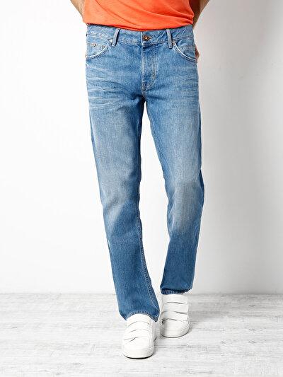 COLINS  мужской брюки<br>Пол: мужской; Цвет: эйнсли уош; Размер INT: 36/32;