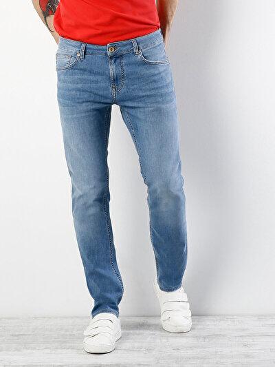 COLINS  мужской брюки<br>Пол: мужской; Цвет: лайт франк уош; Размер INT: 32/34;