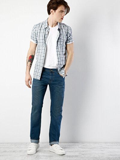 COLINS  мужской брюки<br>Пол: мужской; Цвет: чех уош; Размер INT: 38/34;