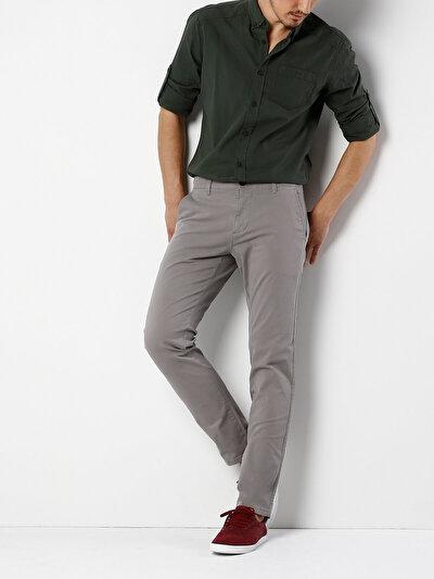 COLINS серый мужской брюки<br>Пол: мужской; Цвет: серый; Размер INT: 33/32;