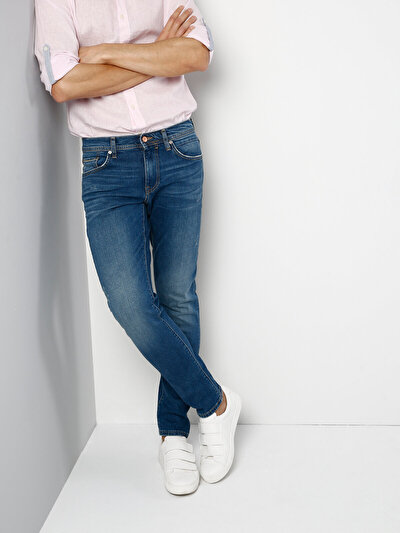 COLINS  мужской брюки<br>Пол: мужской; Цвет: феррара уош; Размер INT: 32/34;