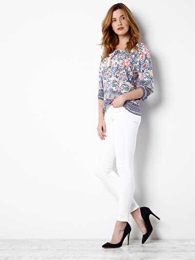 COLINS  женский брюки<br>Пол: женский; Цвет: варка мадалин; Размер INT: 28;