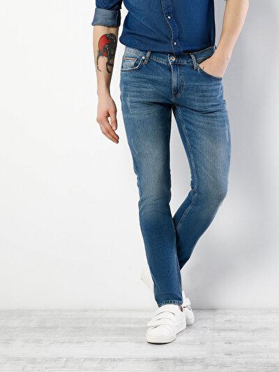 COLINS  мужской брюки<br>Пол: мужской; Цвет: лайт муур уош; Размер INT: 31/34;