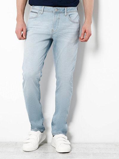 COLINS  мужской брюки<br>Пол: мужской; Цвет: этрик уош; Размер INT: 32/34;