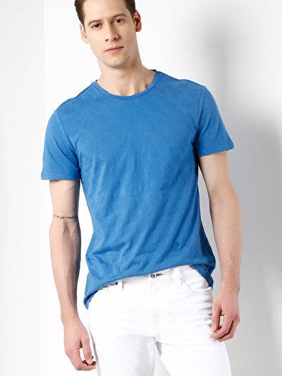 COLINS голубой <br>Пол: мужской; Цвет: голубой; Размер INT: M;