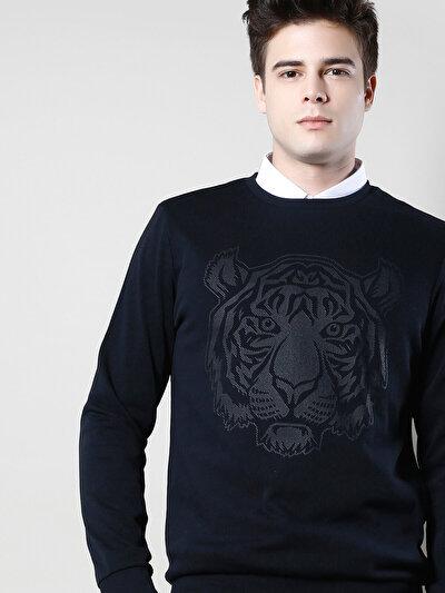 COLINS черный мужской толстовки<br>Пол: мужской; Цвет: черный; Размер INT: XL;