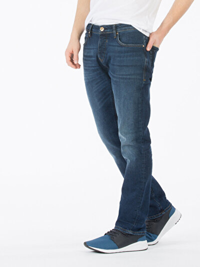 COLINS  мужской брюки<br>Пол: мужской; Цвет: монтель уош; Размер INT: 31/32;