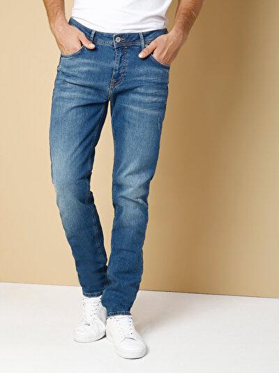 COLINS  мужской брюки<br>Пол: мужской; Цвет: мирон вош; Размер INT: 30/34;