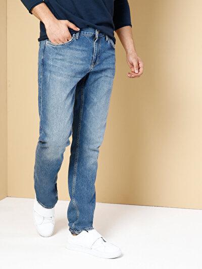 COLINS  мужской брюки<br>Пол: мужской; Цвет: лайт муур уош; Размер INT: 34/34;