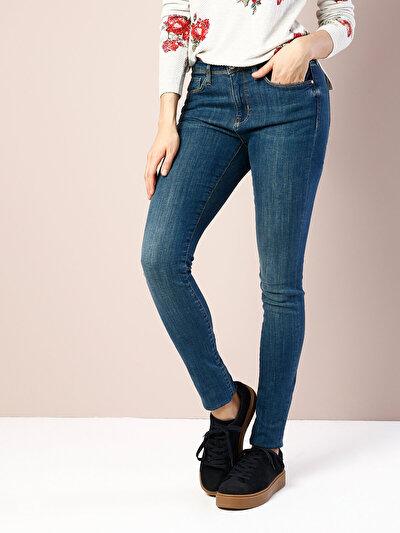 COLINS  женский брюки<br>Пол: женский; Цвет: икеда уош; Размер INT: 27/32;