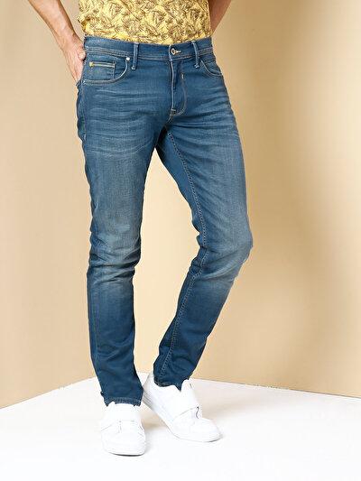 COLINS  мужской брюки<br>Пол: мужской; Цвет: сарториал уош; Размер INT: 31/34;
